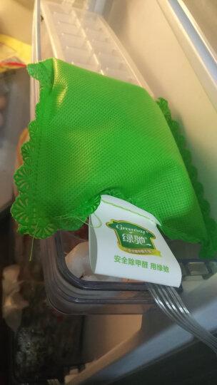绿驰 便携式空气净化器 可穿戴式迷你负离子除甲醛 静音防雾霾烟尘颗粒物抗过敏PM2.5空气净化机 晒单图