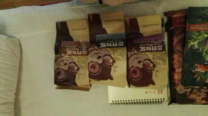 三只松鼠 坚果组合338g休闲零食坚果开口松子原味紫薯花生 晒单图