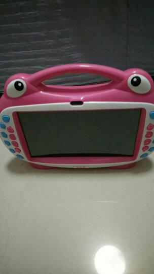 状元榜Q9儿童早教机视频故事机9英寸学习机宝宝国学机0-3-6岁婴幼儿童玩具可充电下载 蓝色9英寸按键版32G+礼包 晒单图