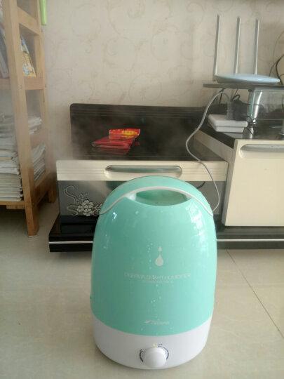 德尔玛(Deerma)加湿器 3.5L容量 静音迷你办公室卧室家用加湿 DEM-F470 晒单图
