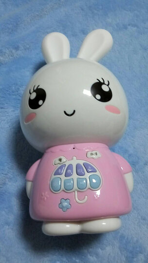 火火兔F6S-TM儿童早教机新生婴儿玩具0-1岁故事机宝宝益智男女孩玩具蓝牙 【微信WIFI版】F6S紫色8G+大礼包+不倒翁 晒单图
