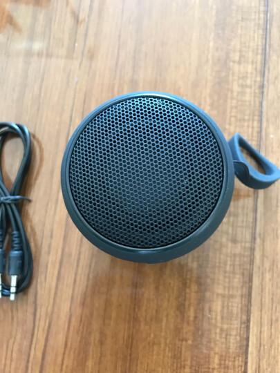 索尼(SONY)SRS-XB10 重低音炮手机电脑无线蓝牙音箱 IPX防水 便携式迷你户外小音响 黑色 晒单图