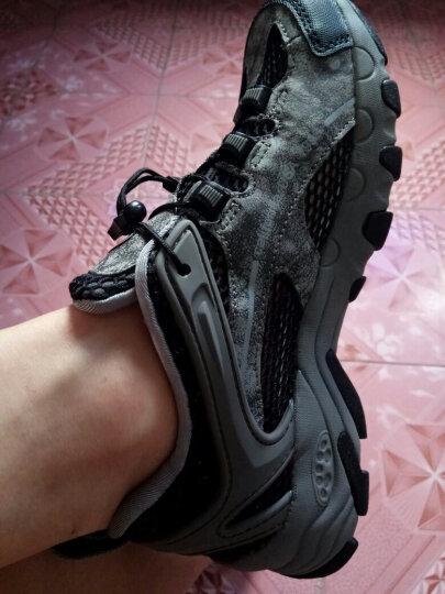 TFO美国 溯溪鞋 男女款涉水鞋 水路两栖防滑耐磨户外鞋男 速干鞋 女款玫红 39 晒单图