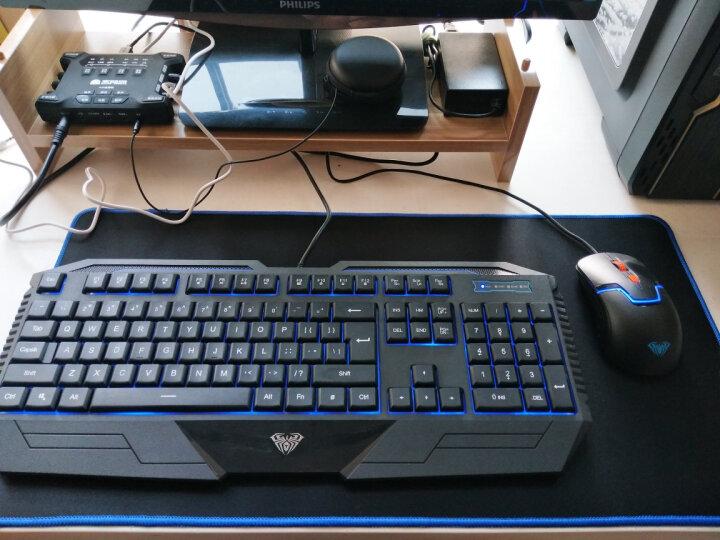 F.L  超大号电脑鼠标垫 高灵敏可水洗锁边加厚键盘鼠标垫大尺寸高达动漫魔兽世界游戏龙办公精品 粗布加厚-跑车90*40 晒单图