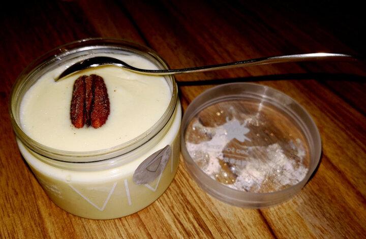 VIVI DOLCE 意式手工冰淇淋 香草海盐杰拉朵 单杯装110g 晒单图