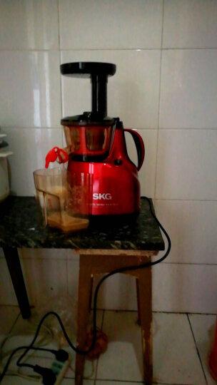 skg榨汁机家用原汁机大口径家用渣汁分离低速慢榨果蔬电动多功能炸果汁水果鲜榨果汁机 2075 SKG 2075 晒单图