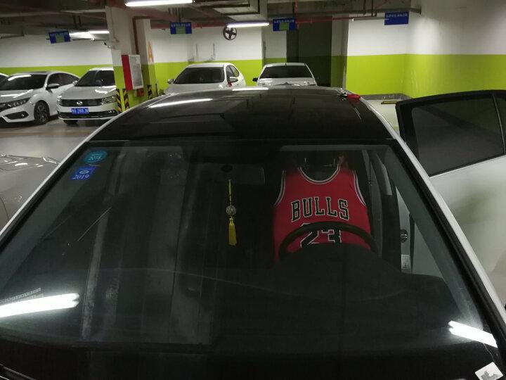 【送手环+护腕】篮球服套装无袖短袖公牛队23号乔丹1号罗斯3号韦德球衣训练服套装定制 黑色-公仔 2XL(身高170-175cm) 晒单图