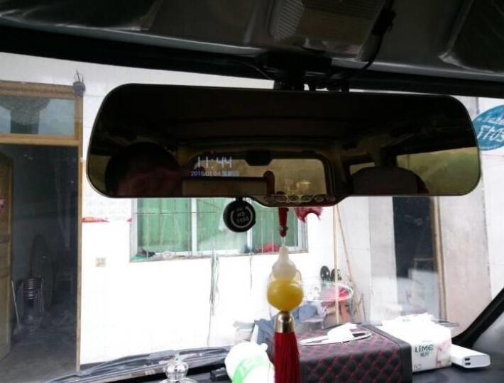 凌度 行车记录仪双镜头高清夜视倒车影像一体机 电子狗导航仪智能后视云镜 5吋电子狗+倒车影像双镜双录+32G(套餐四) 晒单图