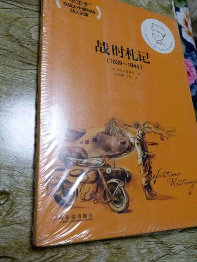 圣埃克絮佩里文集:战时札记(1939-1944) 晒单图