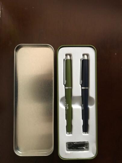 日本 MonoMax杂志附录附进口Coach蔻驰钢笔套餐 钢笔+圆珠笔+文具盒+2只笔芯 套组 钢笔+圆珠笔+文具盒+2只笔芯(不带杂志) 晒单图