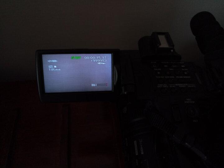 索尼(SONY)63HDV磁带 mini DV带 高清录像带 晒单图