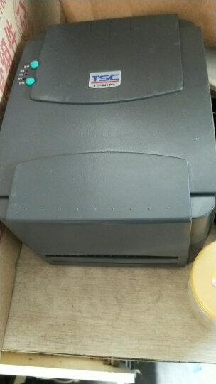 TSC TTP-244PRO条码打印机 电子面单打印机不干胶打印机标签打印机 晒单图