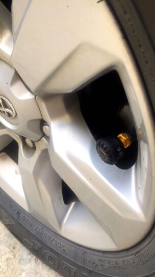 飞利浦(PHILIPS)内置胎压监测系统TC600i 分线器杯座安装 保护盖贴心设计 简约胎温胎压同 TC600i 内置 晒单图