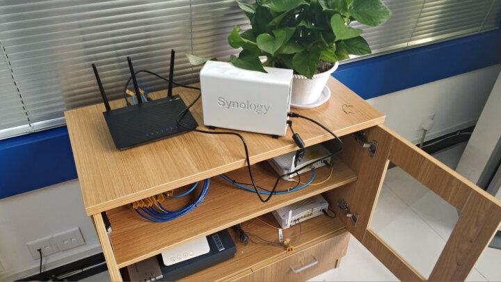 群晖(Synology)DS216se 2盘位 NAS网络存储服务器(无内置硬盘) 晒单图