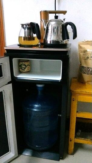 海斯曼(F;HESEME) 恒温保温饮水机智能烧水一体茶水吧 家用下置水桶茶水机 新款全自动茶吧机 黑金刚 晒单图