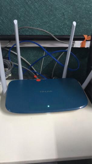 普联(TP-LINK) 无线路由器穿墙ADSL电话线宽带猫电信联通移动一体机 TD-W89941N 450M 晒单图