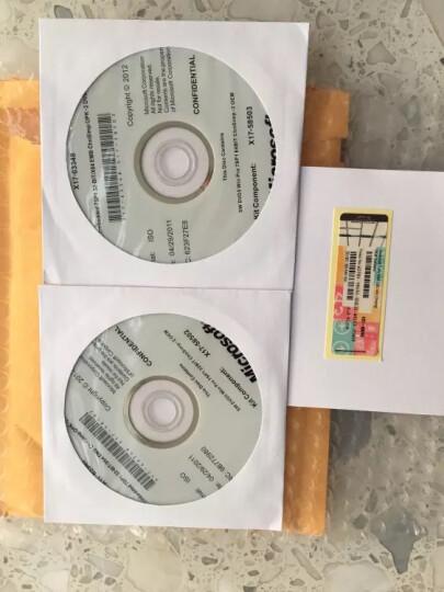 微软(Microsoft) 正版Win7系统Windows7专业版/win7Pro专业版64位系统盘 Win7专业版/电子下载版 请留邮箱 晒单图