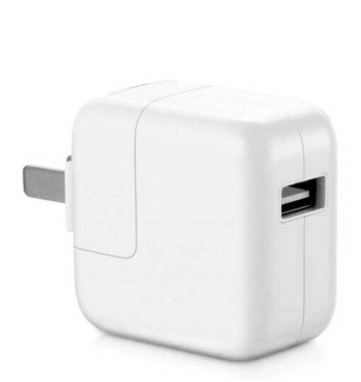 拓恩 苹果12W充电器头 适用iPad4/3/Air2/mini/iPod/iPhone 8/X快充 USB 12W电源适配器 ipad系列 晒单图