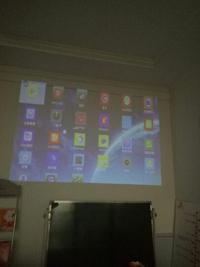 澳典(AODIN) 微型投影仪家用办公 迷你wifi 智能便携投影机(1080p高清 AI智能语音) M6s32G旗舰版 语音智能 梯形矫正 高清输入 官方标配 晒单图