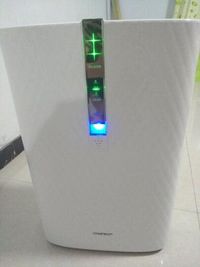 夏普(SHARP) 空气净化器 KC-W200SW1 (KC-W200SW升级款)除雾霾PM2.5除甲醛净离子群杀菌加湿 晒单图