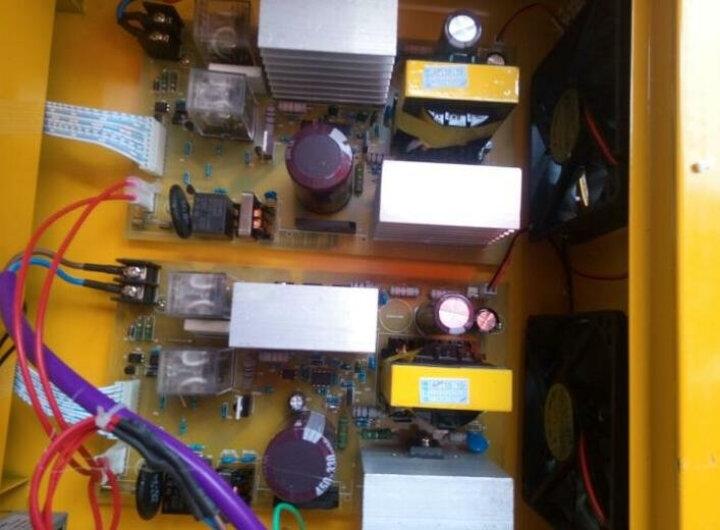 电瓶车双路投币快速充电站小区充电桩10路充电器 服务卡 晒单图