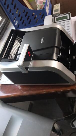 得力(deli)33091 新国标智能双屏点钞机验钞机 USB升级 晒单图