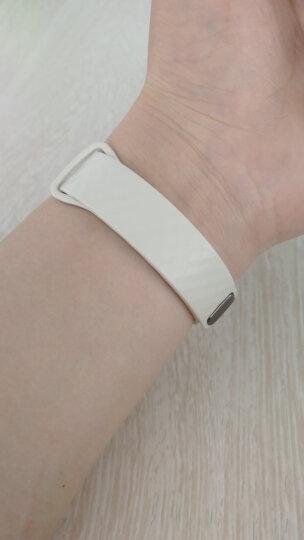 荣耀畅玩手环A2 全屏触控 持续心率 睡眠运动监测 多点触摸大屏 微信内容显示来电提醒 适配ios&安卓 白色 晒单图