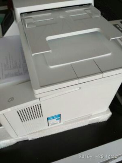 惠普(HP)M227fdw 打印机一体机 黑白激光多功能一体机 复印扫描传真A4无线wifi自动双面 官方标配(不可加粉) 晒单图