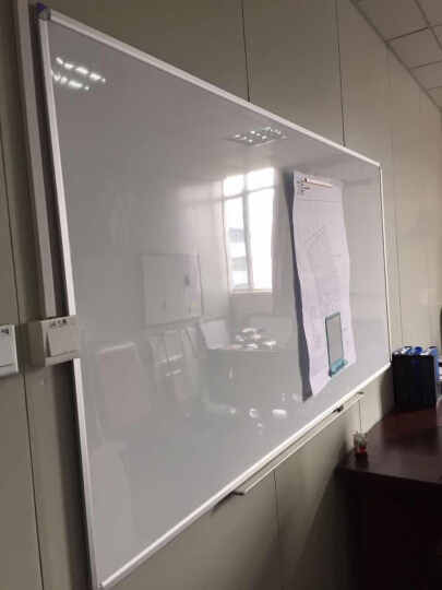 比比牛 畅写系列白板  45*60cm单面挂式 高端办公款BBNQ4560 晒单图