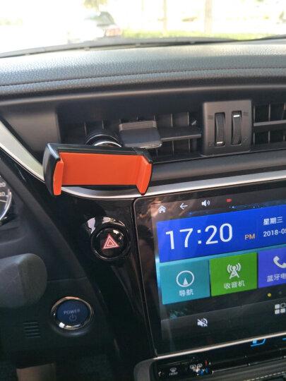 埃普(UP)车载手机支架 LP-1C 汽车用磁铁出风口  多功能强磁性磁吸支架 万能通用导航 香槟金 晒单图