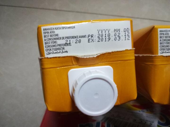 地中海塞浦路斯进口 芳塔娜(Fontana)菠萝汁100%纯果汁 1L*4瓶 果汁饮料 整箱礼盒 晒单图