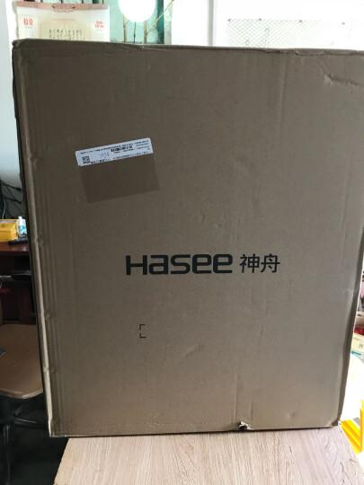 神舟(HASEE)新瑞E20 D7C 商用办公台式电脑整机 (H110 G3930 4G DDR4 1T 键鼠WIN10)19.5英寸 晒单图