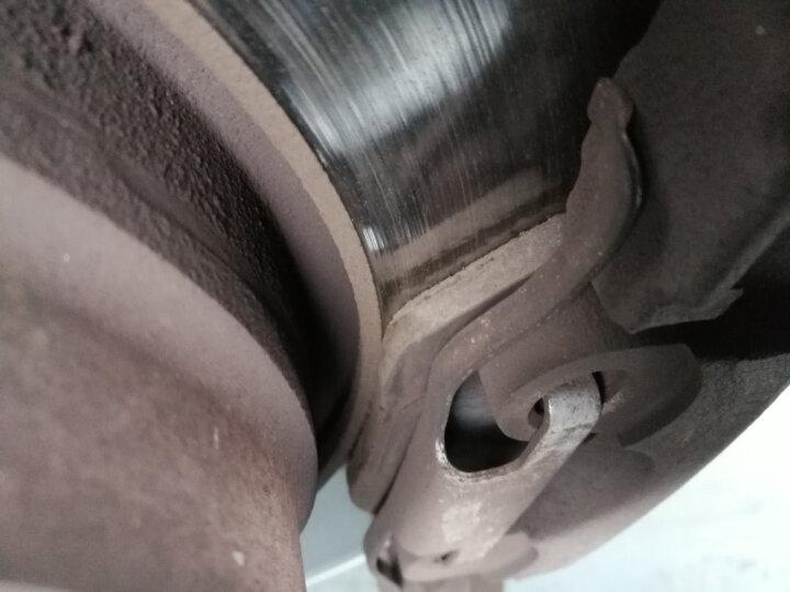菲罗多(Ferodo)刹车片前片+后片套装适用于名爵6/名爵7/荣威550(非电子手刹)/荣威750 晒单图