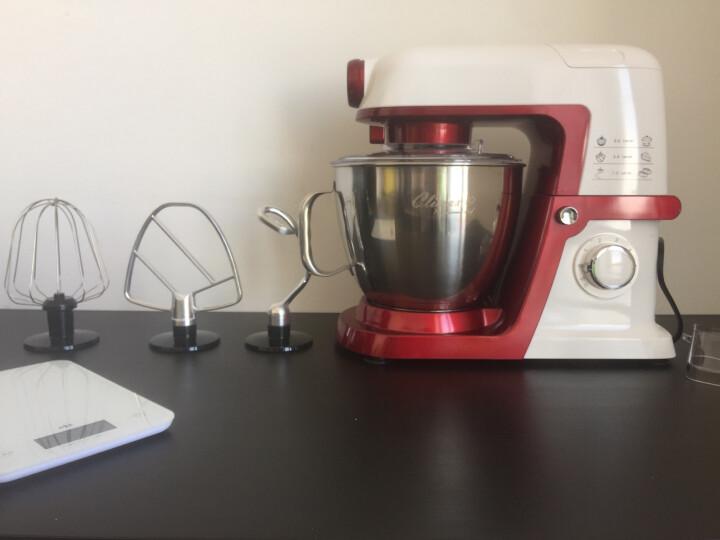 客来美(Climax)HA-3482A家用多功能全自动厨师机小型搅拌面粉机鲜奶机揉面和面机鲜奶机 切菜配件不含厨师机 晒单图