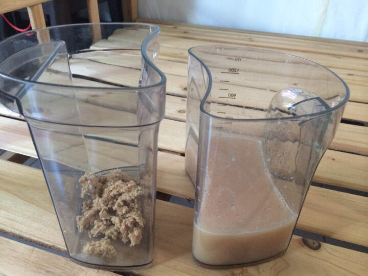 飞利浦(PHILIPS)原汁机 家用电动低速型慢汁机榨汁机可做果汁冰激凌 HR1883/70 晒单图