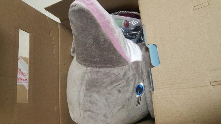 泉力电热水袋充电防爆暖手宝暖水袋电暖宝宝卡通热宝电暖袋暖腰宝已注水可拆洗 小黄鱼 晒单图