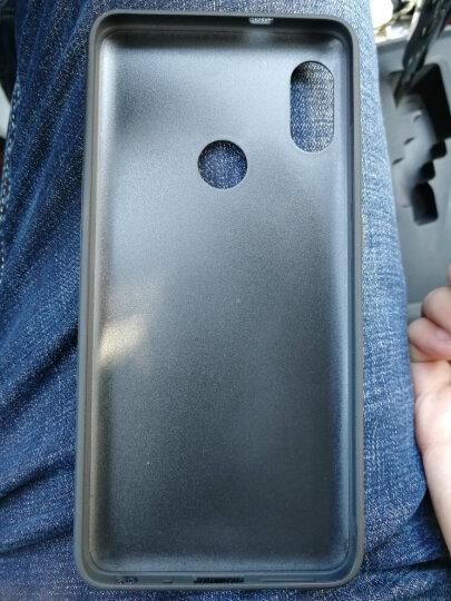 莫凡红米note5手机壳小米红米note5保护套软硅胶全包防摔男女款个性创意后盖适用于红米note5 布皮拼接款☆棕色 晒单图