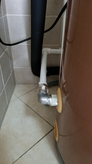 美的(Midea)空气能热水器 家用电热水器 70度高温南北通用  一体机190升3-6人(样机) RSJ-15/190RDN3-C 晒单图