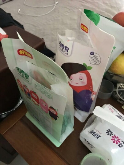 满199减120  好想你 红枣黑糖姜茶200g礼盒装共10袋 速溶姜茶 姨妈茶 老姜茶  晒单图