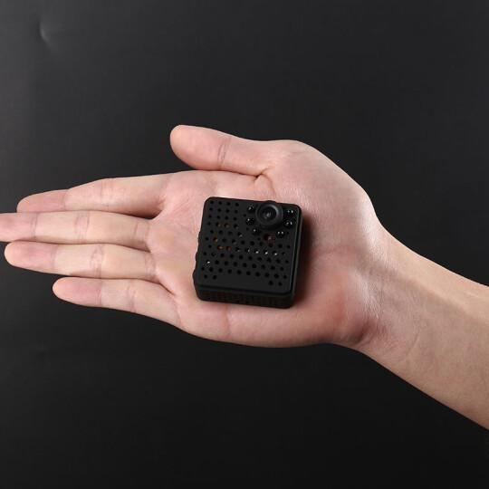迷你无线监控摄像头监控器家用套装WIFI网络摄像头高清微型监控摄像头室内无光夜视手机远程 续航5小时高清远程版送32G 晒单图