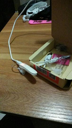 歌奈(genai) 迷你无线运动蓝牙耳机4.1 通用超小车载商务音乐耳机 白色 晒单图
