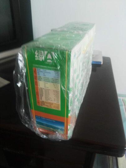 绿A( GREEN-A )天然螺旋藻精片礼品盒 0.5g*300粒*2筒 晒单图