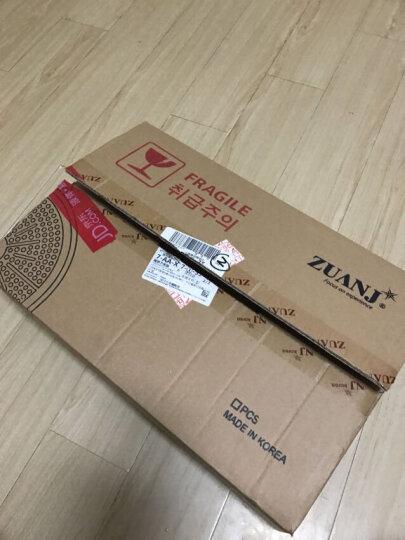 钻技(ZUANJ) 进口不粘锅 平底锅28CM煎蛋牛排锅煎锅煎炒锅 电磁炉燃气通用ZJ-NF28赠送木铲 晒单图