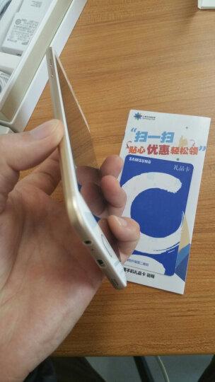 三星 Galaxy C7 Pro(C7010)4GB+64GB 枫叶金 移动联通电信4G手机 双卡双待 晒单图