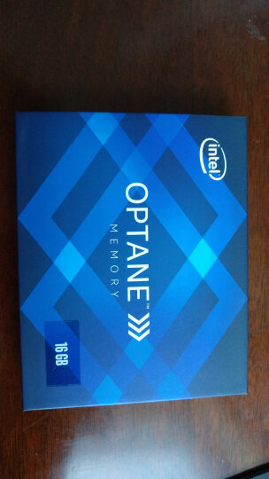 英特尔(Intel) Optane 傲腾H10 M.2 PCIe 3.0 3D XPoint固态盘 傲腾固态H10 16G+256G 傲腾 晒单图