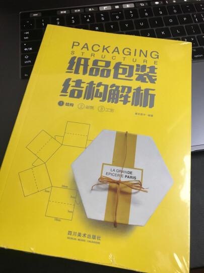 纸品包装结构解析 晒单图