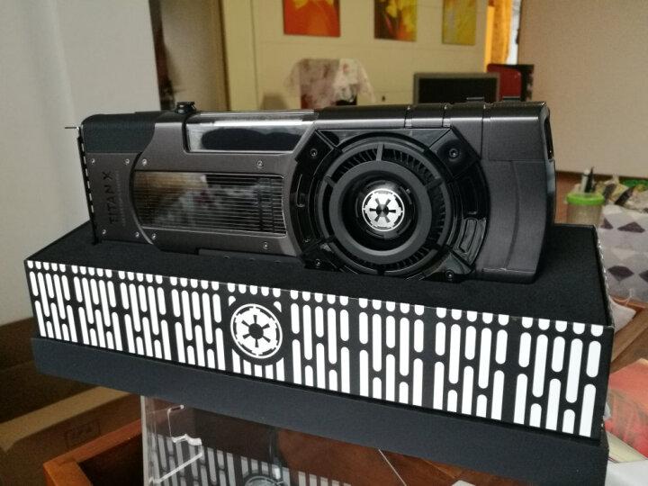 英伟达(NVIDIA)TITAN Xp COLLECTOR'S EDITION(Galactic Empire)星球大战 典藏版(银河帝国)显卡 晒单图