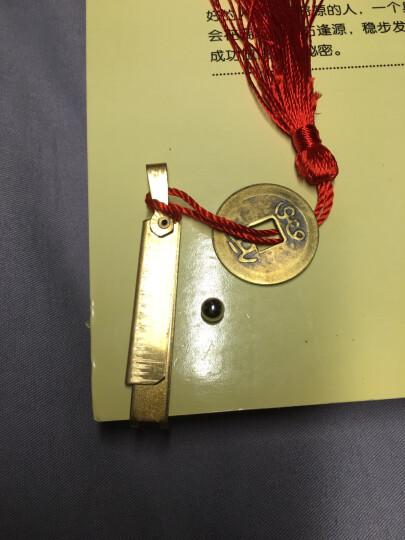 奕33 仿古小锁铜锁中式锁做旧横开挂锁古代锁老锁头插销锁铸铜复古锁 黄铜色 晒单图