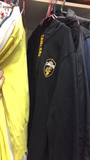 NBA 火箭雷霆骑士勇士凯尔特人马刺 手势系列 运动连帽卫衣 NBHB17610030044 腾讯 凯尔特人 XL 晒单图