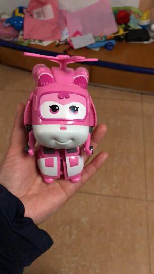 奥迪双钻(AULDEY)超级飞侠 儿童玩具男孩益智变形机器人-小爱 710240 晒单图